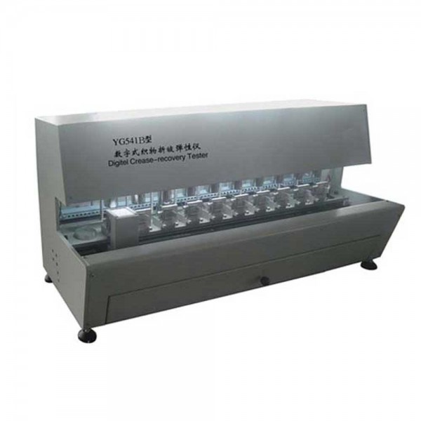 Fully Automatic Crease Recovery Tester YG541B
