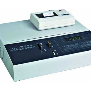 Optical Cotton Maturity Tester