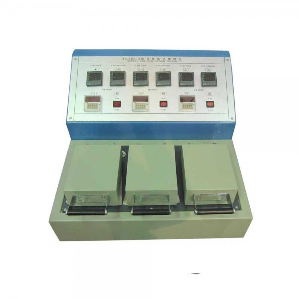 Scorch and Sublimation Tester YG605-3